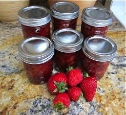 strawberry jammin'