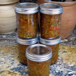 Mrs. Wheelbarrow's Relish