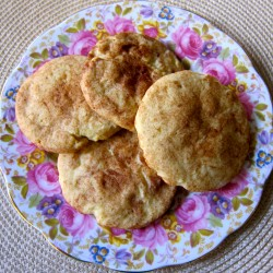 snickerdoodles for Barbara