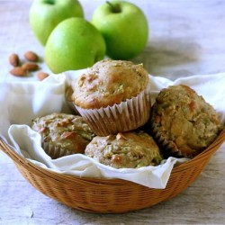 Apple-Almond Spice Muffins