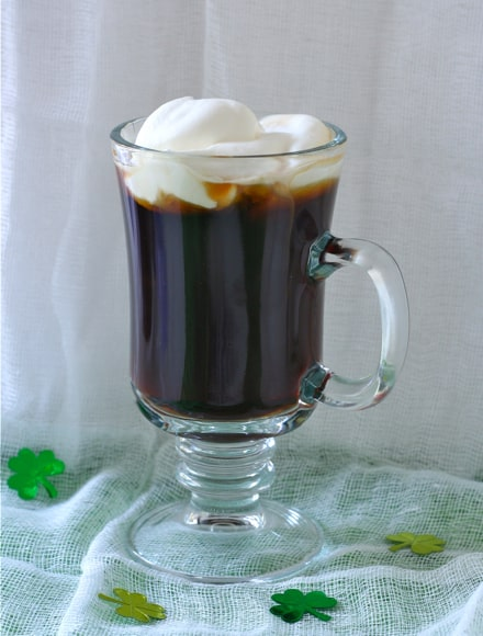 Traditional Irish Coffee