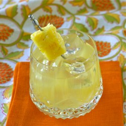 Pineapple - Meyer Lemon Margarita