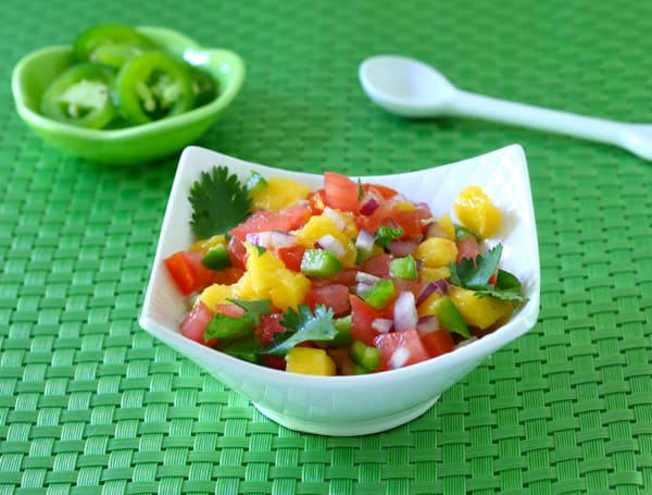 Cinco De Mayo Fresh Salsa