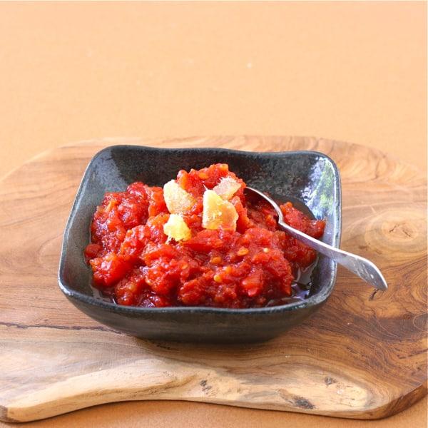 Tomato-Ginger Jam