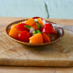 A Fruity Summer Salsa
