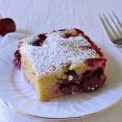 IDA'S CHERRY CAKE 2