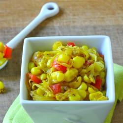 Summer Sweet Corn Relish