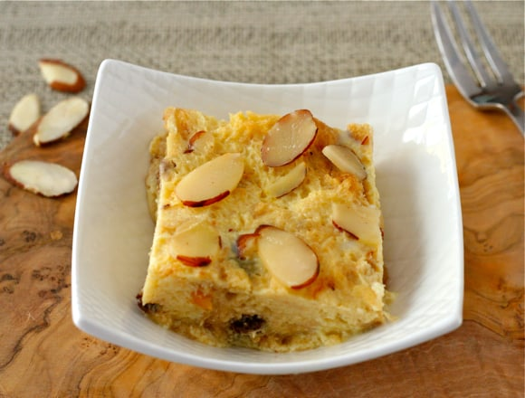 Panettone Bread Pudding2