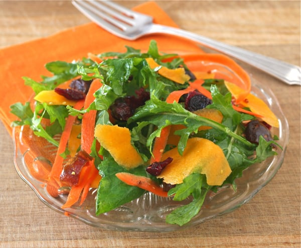 Barbara's Winter Salad