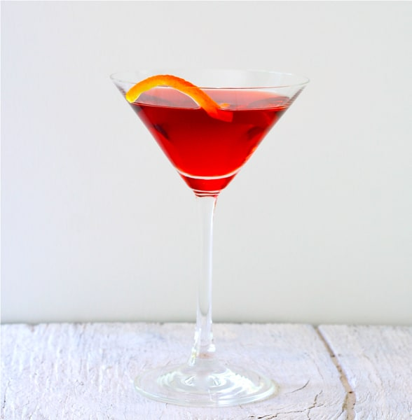 The Negroni - Happy Spring!