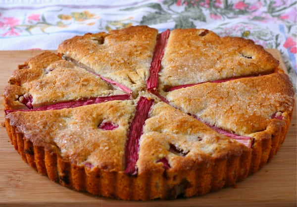 Rhubarb Cake1