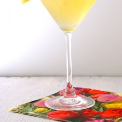 The Meyer Lemon Drop